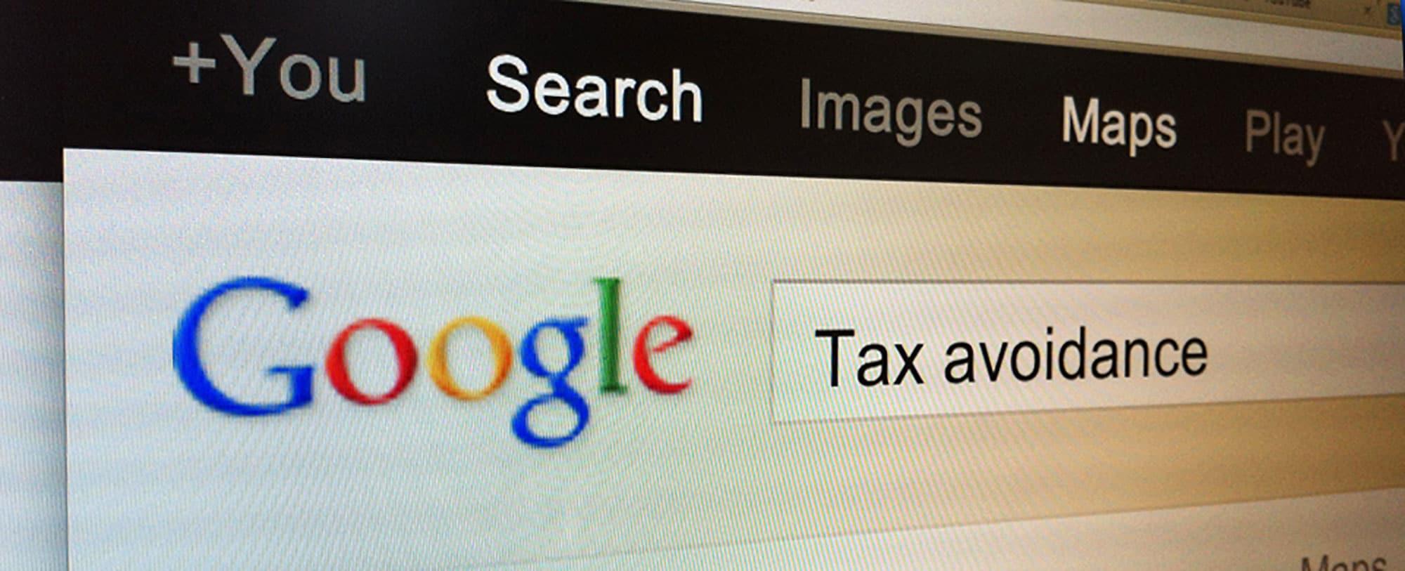 Google DST tax
