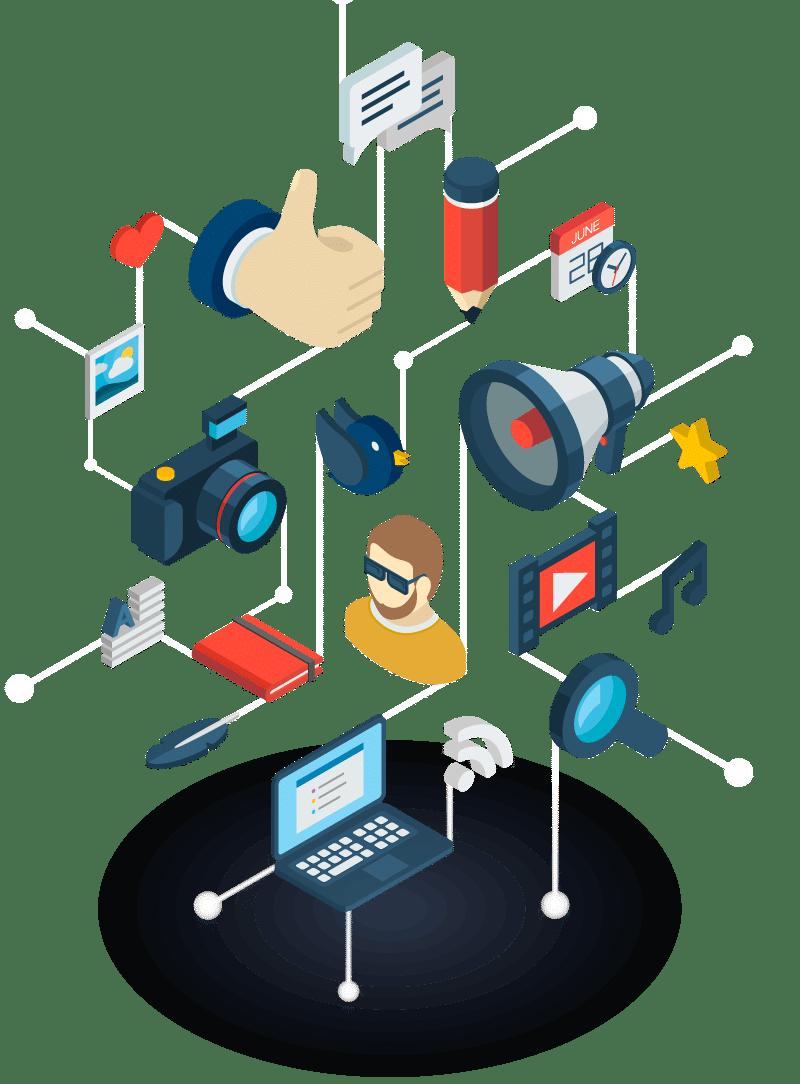 Website content management services UK